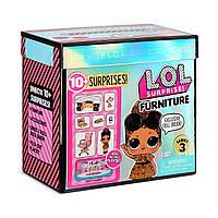 """Ігровий набір з лялькою L. O. L. Surprise! серії Furniture"""" S2 - Кабінет Леді Бос лялька лол бджілка фурнітура, фото 1"""