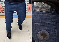 Мужские брендовые джинсы Stefano Ricci H0823 синие