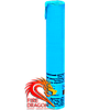 Цветная ручная дымовая шашка BLUE SMOKE, время: 80 секунд, цвет дыма: голубой