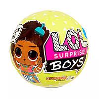 Ігровий набір з лялькою L. O. L. Surprise! S3 - Хлопчики лялька лол 3 сезон, фото 1
