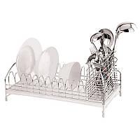 Сушка для посуди (42*19*21.5см) MH-0851 (18шт)