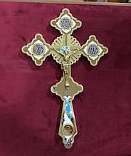 Требні великий хрест напрестольний 34х22см