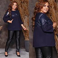 Пальто женское кашемировое на подкладке по 62 размер, фото 1