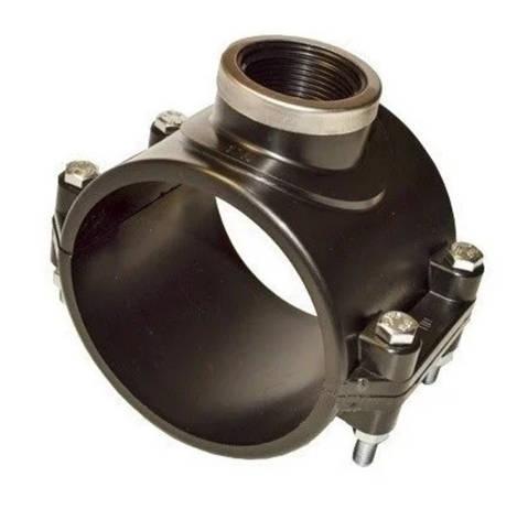 """Седловой отвод PN10 (Unidelta) (50 мм - 3/4""""), фото 2"""