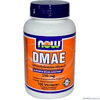 NOW DMAE 100 вегитарианских капсул Активное долголетие