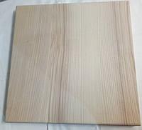 Столешница квадратная Mebellavki из ясеня с покрытием 900х900х30 мм Грецкий орех ( 05GR0900YA090030 )