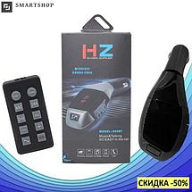 Трансмитер FM MOD HZ H20 + BT с пультом, MP3 модулятор, фм модулятор для авто, блютуз модулятор, фото 3