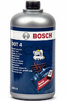 Гальмівна рідина Bosch Brake Fluid DOT-4 1л