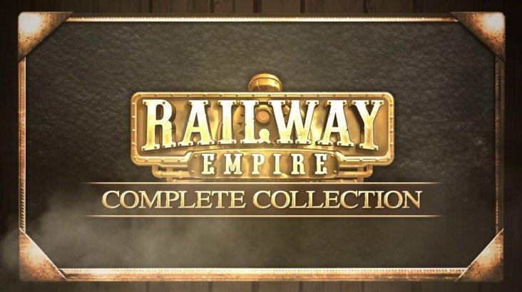 Railway Empire – Complete Collection ключ активации ПК
