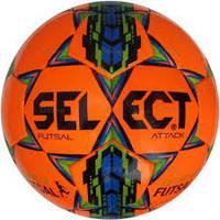 Мини футбольный мяч Select Futsal Attack 2015