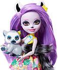 Кукла Энчантималс лемур Лариса Лемури и Ринглет Enchantimals Larissa Lemur and Ringlet, фото 4