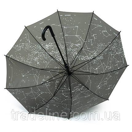 Зонт Трость Женская полиэстер 913-2, фото 2