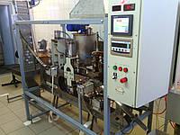 Автомат для фасування кави у капсули