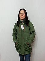 Куртка осенняя парка, фото 1