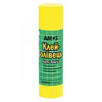 Клей-карандаш 15 гр Amos PVP GSW 15