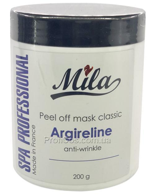 Купить Mila Маска альгинатная для лица Аргирелин и миорелаксинг Anti-Wrinkle Peel Off Mask Argireline, 200 гр