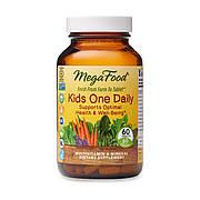 Детские ежедневные витамины Kids One Daily, MegaFood, 60 таблеток
