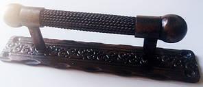 Дверная кованная ручка Л-4