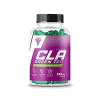 Жиросжигатель Trec Nutrition CLA + Green Tea, 180 капсул