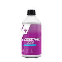 Жиросжигатель Trec Nutrition L-Carnitine 3000, 1 л Розовый грейпфрут