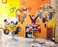 Учимся выбирать детское парикмахерское кресло