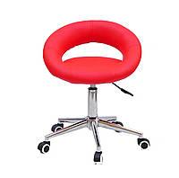 Кресло офисное Onder Mebli Holy Modern Office ЭкоКожа Красный 1007