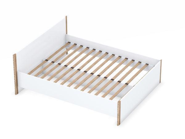 Двухспальная Кровать BLONSKI DAVIN Z2 160х200