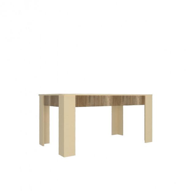 Обеденный стол BLONSKI LETIS S раскладной 160(200)х90х76 см