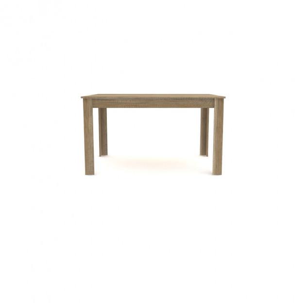 Обеденный стол BLONSKI RAIN I раскладной 118(135)х86х76 см