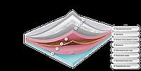 Матрас беспружинный Dz-mattress Айгер ортопедический зима/лето 70х190 см, фото 1