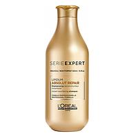 Шампунь для восстановления поврежденных волос L'OREAL PROFESSIONNEL ABSOLUT REPAIR LIPIDIUM 300мл