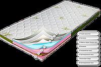 Матрас беспружинный ортопедический Dz-mattress детский подростковый Сейв плюс (Алое вера) | зима / лето 70х140, фото 1
