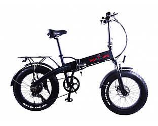 "Электровелосипед E-1913WS фэтбайк 20"" 350W, 48V 10AH SHIMANO"