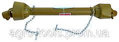 Карданный вал для опрыскивателя (100 см) 6*8 шлицов