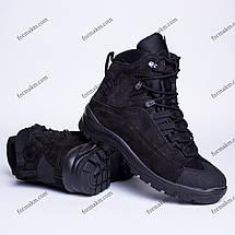Ботинки Тактические, Демисезонные Гром Черный, фото 2