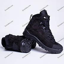 Ботинки Тактические, Демисезонные Гром Черный, фото 3
