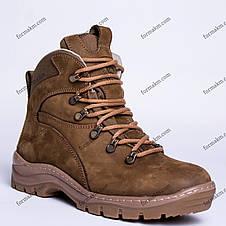 Ботинки Тактические, Зимние Омега Койот, фото 2