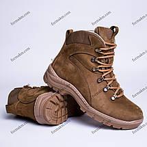 Ботинки Тактические, Зимние Омега Койот, фото 3