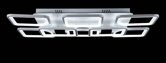 Светодиодная люстра L78587/8+4 LED (WT), фото 2