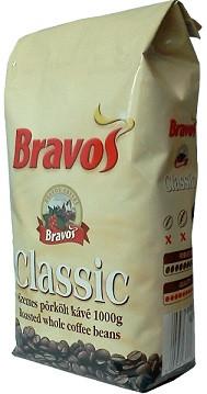 Кофе в зернах Bravos Classic 1 кг.