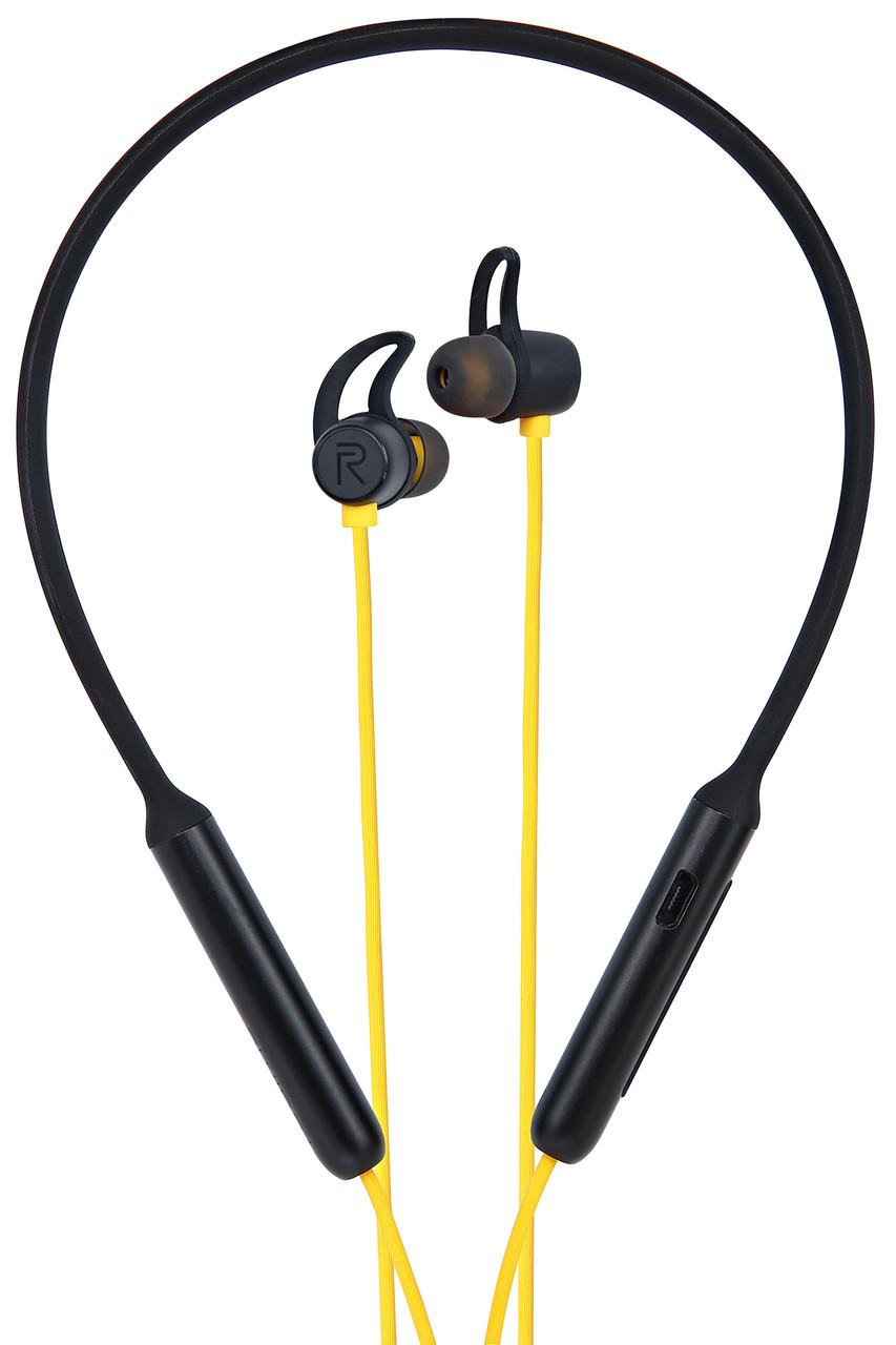 Беспроводные наушники realme Buds Wireless Yellow