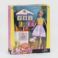 Кукла 7732 С-1 (48/2) Магазин , питомец, аксессуары, в коробке