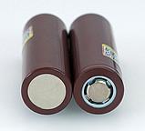 Аккумулятор 18650 3000мА/ч высокотоковый 20А Li-Ion Liitokala HG2, фото 2