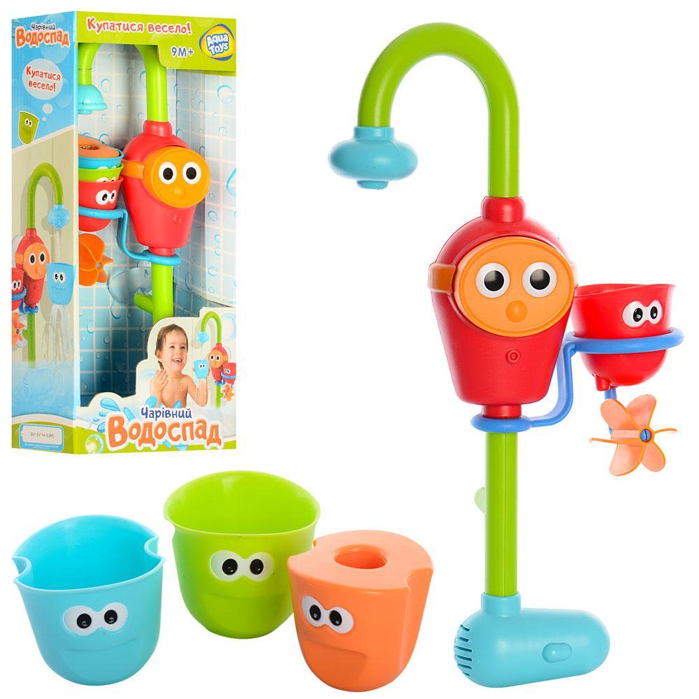 """Детская игрушка для ванной """"Водопад"""" D 40116"""