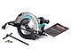 Пила дисковая Grand ПД-185-2150, фото 3