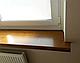 Підвіконня Sauberg (Ламінація) Золотий Дуб Матовий 150 мм вологостійкий, термостійкий, для вікон, фото 5