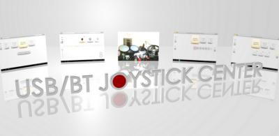 Подключение и настройка джойстика на андройд устройствах с помощью USB/BT Joystick Center
