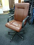 Шкіряне крісло Еко, фото 3