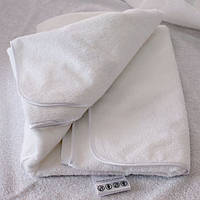 Простынь-наматрасник махровая 200Х200 непромокаемая, дышащая (на резинке), чехол IGLEN 200200B