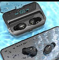 Беспроводные наушники Eaphones, Bluetooth 5,0, 4200 мАч, TWS, чехол для зарядки, IPX7, водонепроницаемые, 9D,